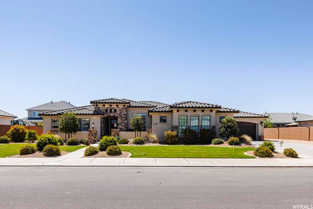 2178 E 3480 S, St. George, UT 84790 (#1738162) :: The Perry Group