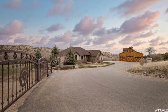 6334 N Dry Fork Canyon Rd, Vernal, UT 84078 (MLS #1738184) :: Summit Sotheby's International Realty