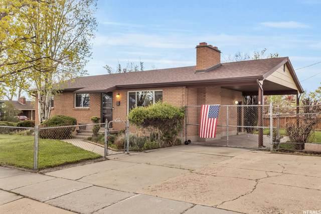 332 W 1050 S, Bountiful, UT 84010 (#1738185) :: Utah Dream Properties