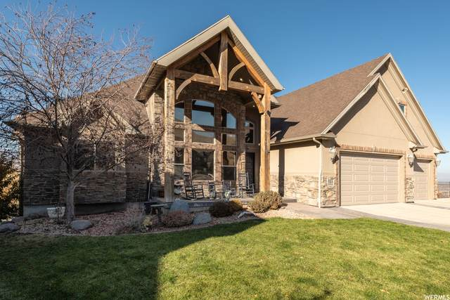 5926 W Killington Ct, Herriman, UT 84096 (#1738191) :: Red Sign Team