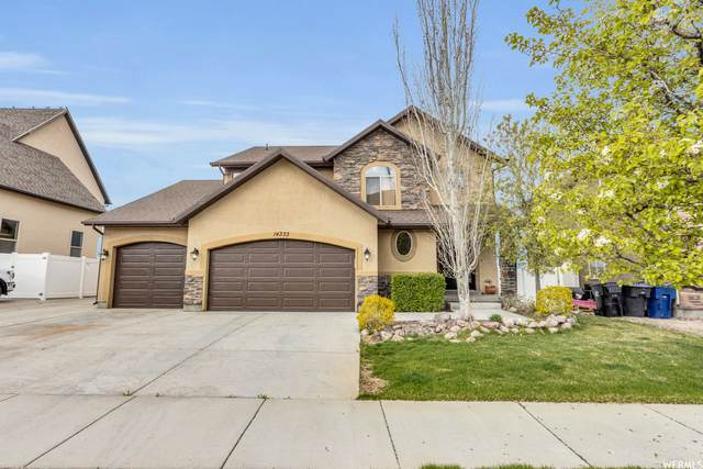 14333 S Round Rock Dr, Herriman, UT 84096 (#1738199) :: The Perry Group