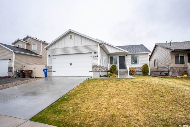 3749 N Tumwater Ln, Eagle Mountain, UT 84005 (#1738204) :: Red Sign Team