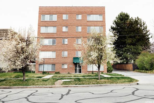 511 E First Ave N #502, Salt Lake City, UT 84103 (#1738214) :: Utah Dream Properties