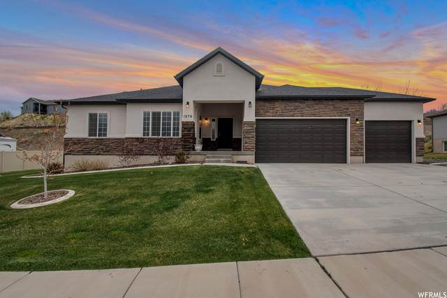 1278 Sageberry Dr, Santaquin, UT 84655 (#1738218) :: Utah Best Real Estate Team | Century 21 Everest