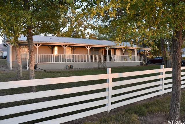 5520 N 500 E, Cedar City, UT 84721 (MLS #1738236) :: Summit Sotheby's International Realty