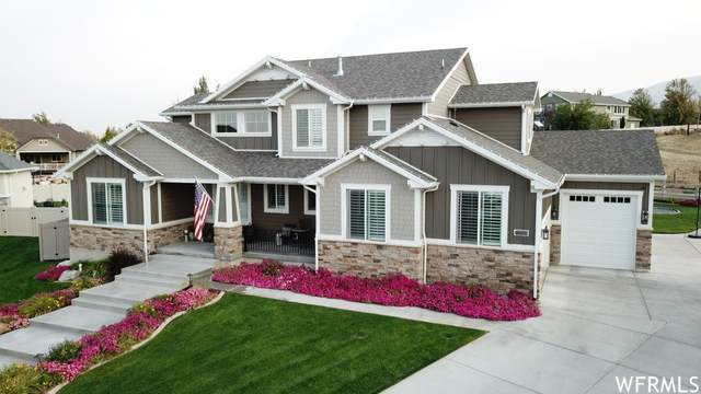 1425 Seabiscuit Dr, Kaysville, UT 84037 (#1738244) :: Red Sign Team