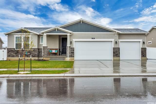 1543 E Kelsey Dr, Eagle Mountain, UT 84005 (#1738246) :: Utah Dream Properties