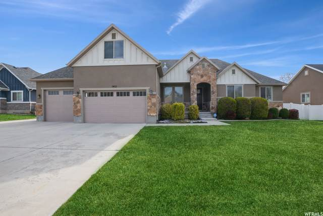 11433 S Jackson Downs Way, South Jordan, UT 84095 (#1738255) :: Bustos Real Estate | Keller Williams Utah Realtors