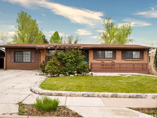 219 W 350 S, Kaysville, UT 84037 (#1738266) :: The Perry Group
