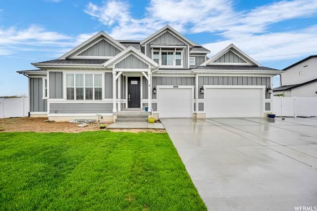 1154 W Citadel Vista Ln, Murray, UT 84123 (#1738285) :: Pearson & Associates Real Estate