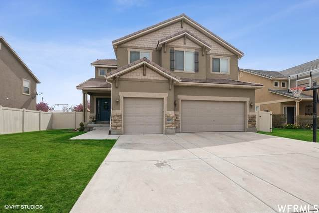 1407 S Dragonfly Dr, Lehi, UT 84043 (#1738288) :: Pearson & Associates Real Estate