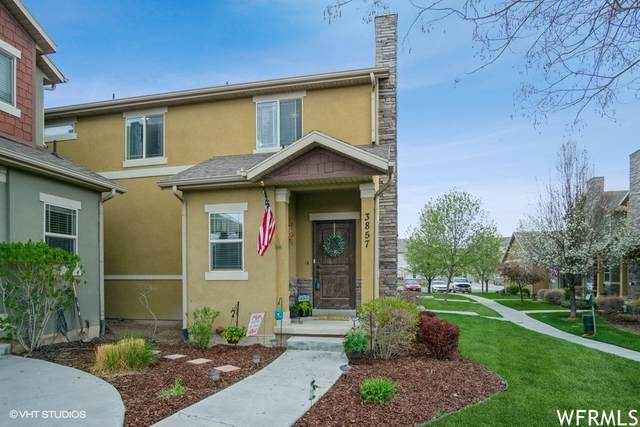 3857 E Cunninghill Dr N, Eagle Mountain, UT 84005 (#1738295) :: Red Sign Team