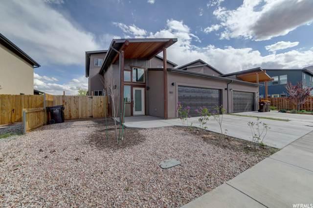 1104 E Bonita, Moab, UT 84532 (MLS #1738326) :: Summit Sotheby's International Realty