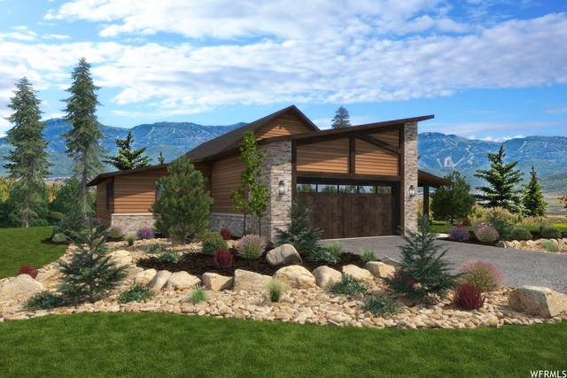 350 Big Meadow Dr, Kamas, UT 84036 (#1738334) :: REALTY ONE GROUP ARETE