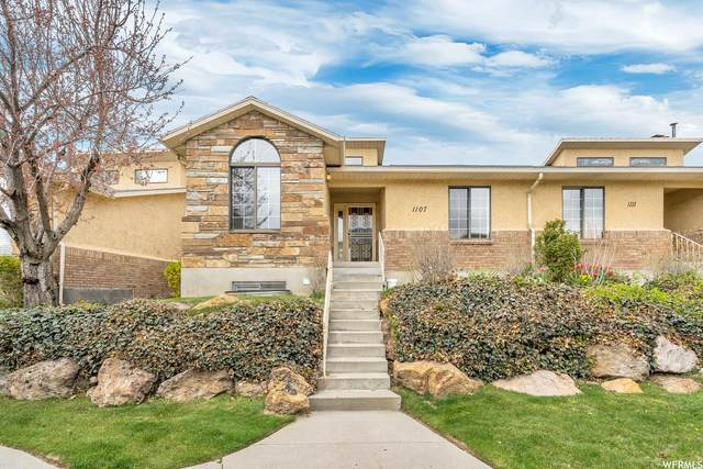 1107 E Brigadoon Ct, Salt Lake City, UT 84117 (#1738357) :: Red Sign Team