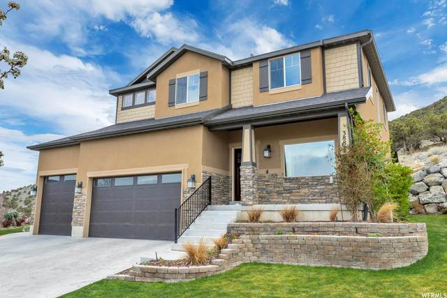 3882 E South Pass Cv, Eagle Mountain, UT 84005 (#1738364) :: Exit Realty Success