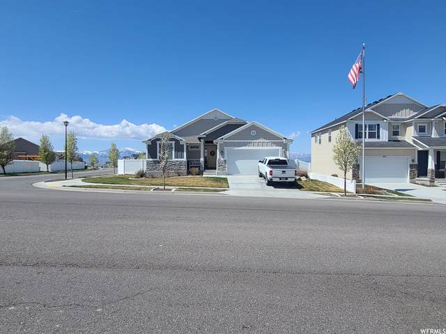 925 N 200 W #2094, Tooele, UT 84074 (#1738369) :: The Perry Group