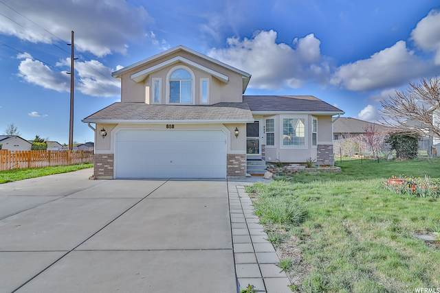888 W 740 S, Tooele, UT 84074 (MLS #1738374) :: Summit Sotheby's International Realty