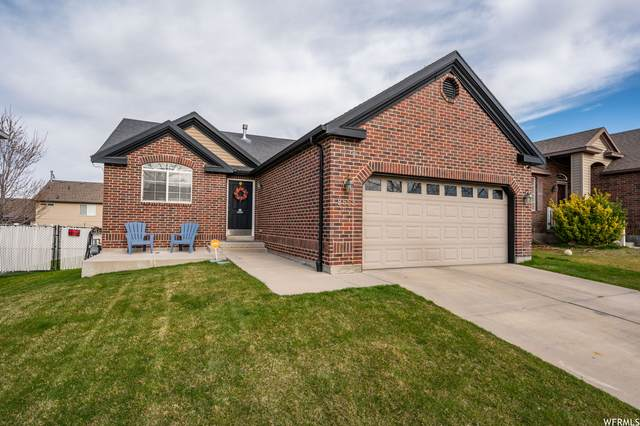8553 S 6465 W, West Jordan, UT 84081 (#1738377) :: Black Diamond Realty