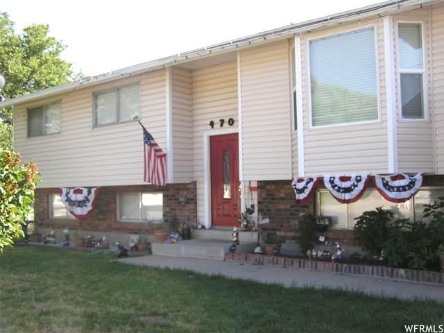 470 S Whitesides St, Layton, UT 84041 (#1738389) :: Utah Dream Properties