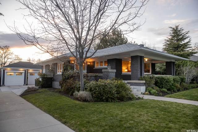 1366 S Glenmare St, Salt Lake City, UT 84105 (#1738392) :: The Perry Group