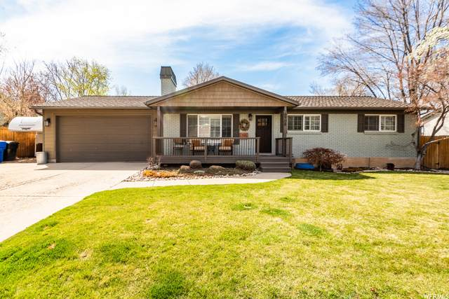 6908 S Nye Dr E, Cottonwood Heights, UT 84121 (#1738423) :: Villamentor