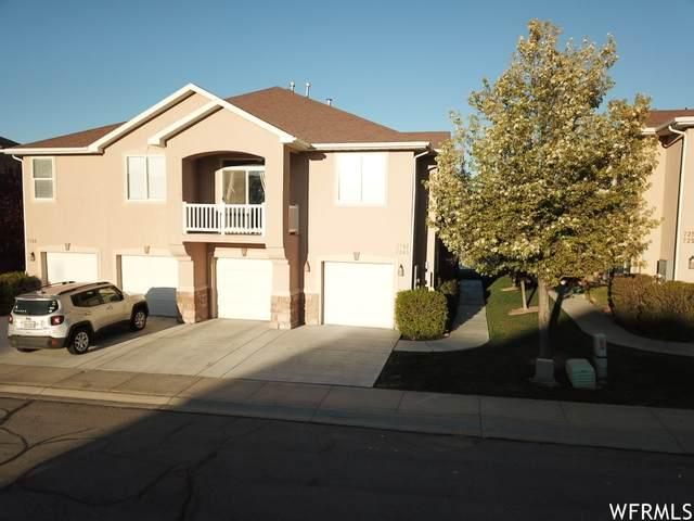 7243 S Brittany Ave Park W C, West Jordan, UT 84084 (#1738433) :: Utah Dream Properties