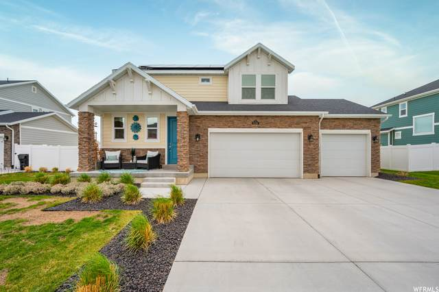1236 W 1875 S, Syracuse, UT 84075 (#1738437) :: Exit Realty Success