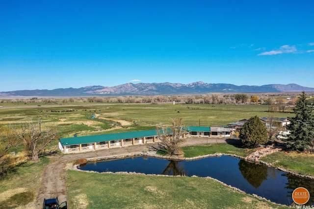 882 S Main, Beaver, UT 84713 (#1738451) :: Utah Dream Properties