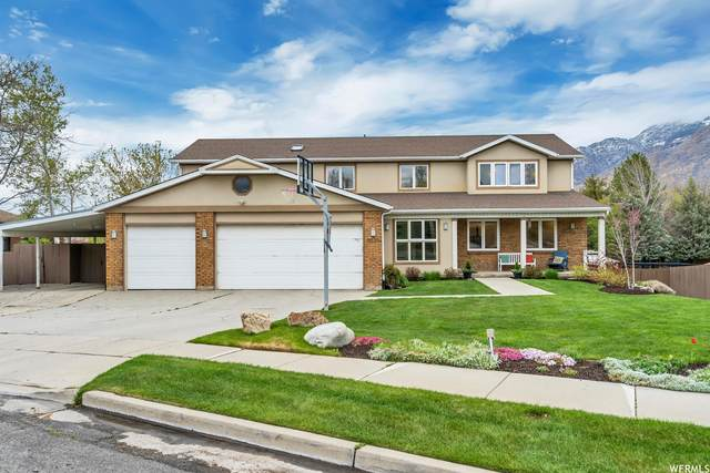 3039 E 7335 S, Cottonwood Heights, UT 84121 (#1738471) :: Villamentor