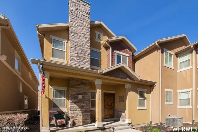 3887 E Cunninghill Dr, Eagle Mountain, UT 84005 (#1738502) :: Red Sign Team