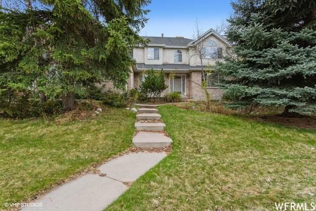 1742 E Mueller Park Rd S, Bountiful, UT 84010 (#1738510) :: Utah Dream Properties