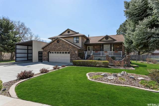 1735 N Hayes Dr, Layton, UT 84040 (#1738511) :: The Perry Group
