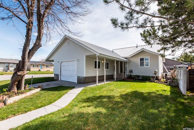 725 S 600 W, Tremonton, UT 84337 (#1738531) :: Exit Realty Success