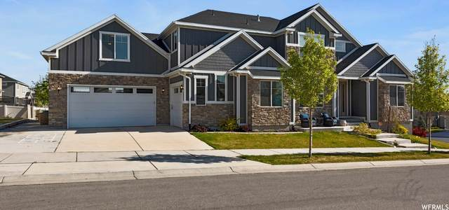 3944 W Coastal Dune Dr, South Jordan, UT 84009 (#1738532) :: Utah Dream Properties