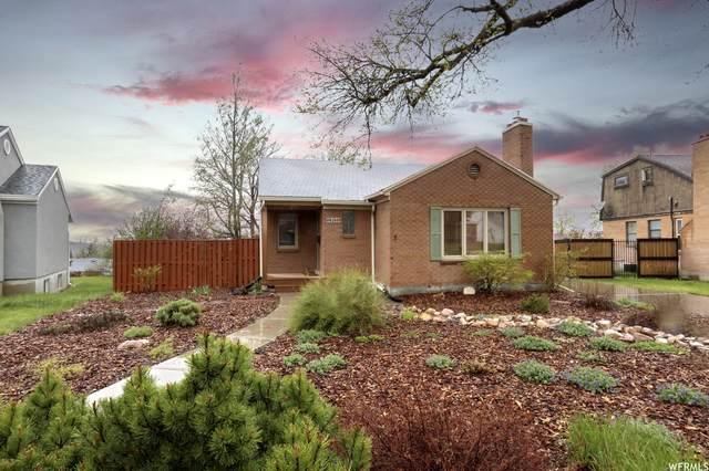 2660 S Barbey Dr, Salt Lake City, UT 84109 (#1738549) :: Utah Dream Properties