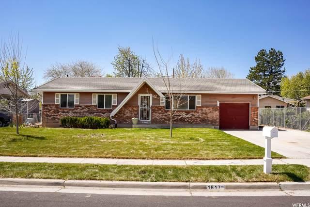 1817 N 1575 W, Layton, UT 84041 (#1738551) :: Utah Dream Properties