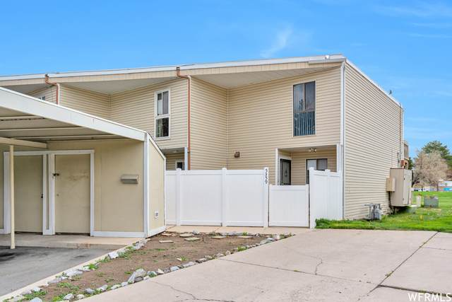 5359 S Baldwin Park W, Salt Lake City, UT 84123 (#1738572) :: REALTY ONE GROUP ARETE