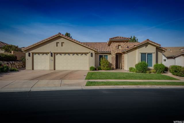 4896 S Morane Manor Dr, St. George, UT 84790 (#1738578) :: Utah Dream Properties