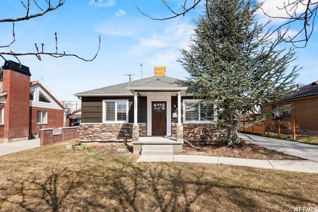 2023 E Westminster Ave, Salt Lake City, UT 84108 (#1738585) :: goBE Realty