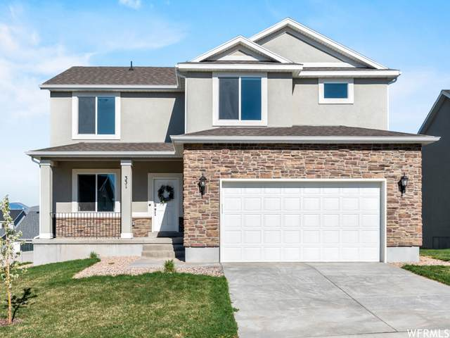331 Stone Dr, Santaquin, UT 84655 (#1738587) :: Utah Best Real Estate Team | Century 21 Everest