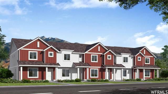 2751 N Airmen Ave #139, Layton, UT 84040 (MLS #1738588) :: Summit Sotheby's International Realty