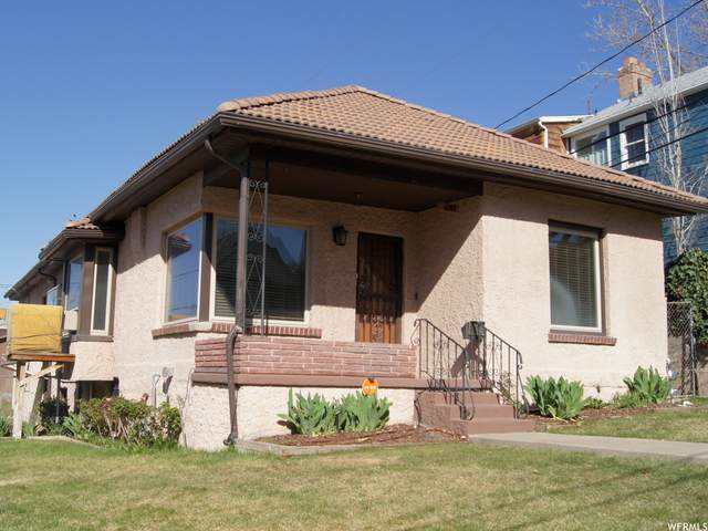 469 E I Street N, Salt Lake City, UT 84103 (#1738596) :: goBE Realty