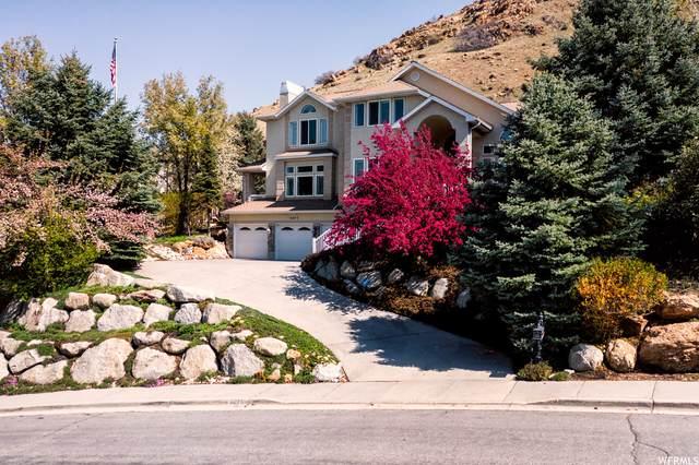 6073 S Oak Canyon Dr, Salt Lake City, UT 84121 (#1738624) :: Pearson & Associates Real Estate