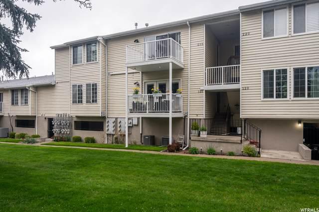 4822 S Holladay Blvd E #240, Salt Lake City, UT 84117 (#1738639) :: Pearson & Associates Real Estate