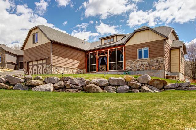473 S Main St, Coalville, UT 84017 (MLS #1738643) :: High Country Properties