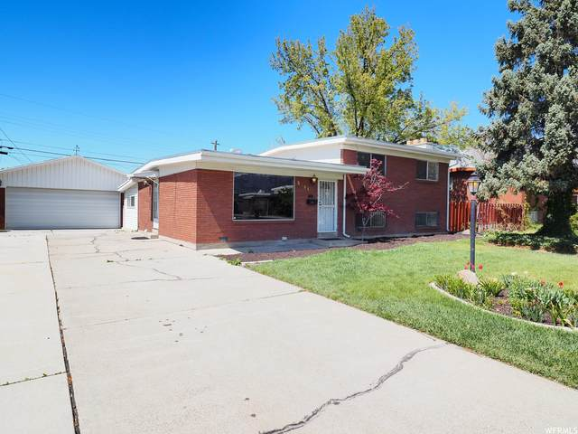 5764 S Nena Way, Murray, UT 84107 (#1738654) :: Villamentor