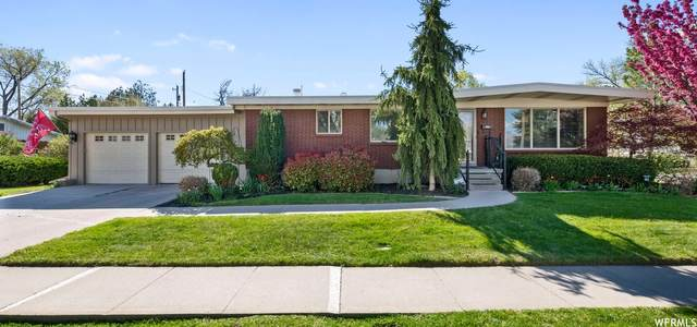 4244 S Park St, Salt Lake City, UT 84107 (#1738655) :: goBE Realty