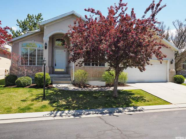 4567 S Jerrie Lee Ln E, Salt Lake City, UT 84117 (#1738657) :: Villamentor