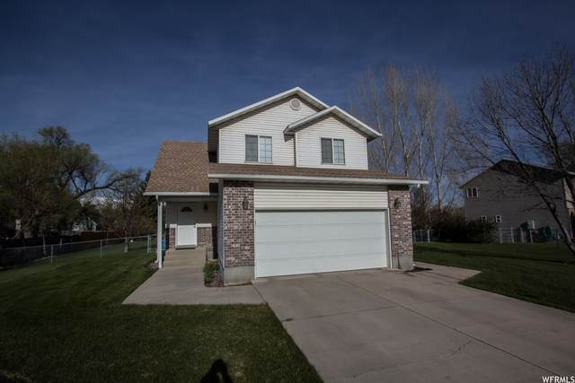 3173 S 500 W, Nibley, UT 84321 (#1738658) :: Black Diamond Realty